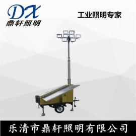 鼎轩照明KY6320太阳能移动照明灯塔