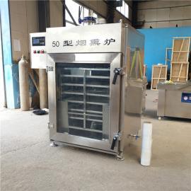 多功能豆腐干机械设备, 全自动豆干烟熏炉