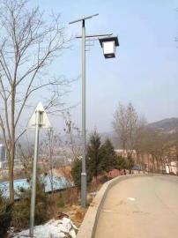 新农村锂电池太阳能路灯