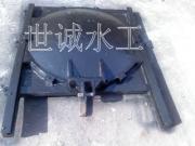 附壁式铸铁闸门安装注意事项