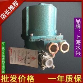MGQ911F矿用高压电动球阀 矿用小口径电动球阀 矿用电动丝扣球阀
