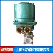 MKGQ911F-16P矿用高压小口径电动阀 矿用电动球阀