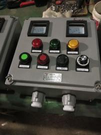 带表防爆控制箱