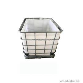 1000L敞口废渣周转桶污泥运输桶IBC化工吨桶图片