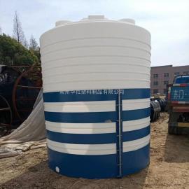 10立方电镀废液化工储罐盐酸储罐硝酸储罐图片