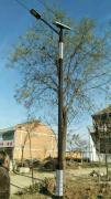 太阳能路灯助力前面小康社会建设