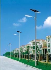 新农村中国梦太阳能路灯
