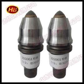 3050-6A特钢优质旋挖钻机截齿亨达机械直-销进口合金头耐磨截齿
