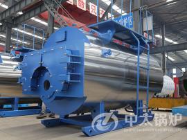 4吨燃气热水锅炉 2.8MW热水锅炉