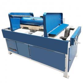 挖槽机-美式托盘自动开槽机 双孔托盘开槽机久东机械生产