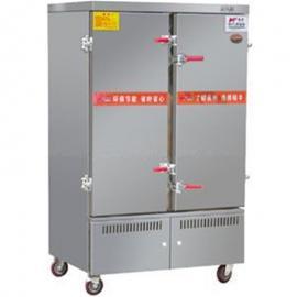 博远蒸馒头设备 双门馒头蒸箱 单门食堂蒸柜 异型蒸房定做