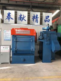 抽油杆除锈抛丸机工作原理抽油喷砂机