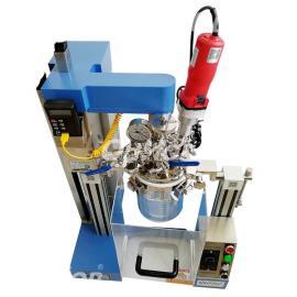 欧河实验室餐饮公司食品加工搅拌乳化超声反应釜AIR-1S