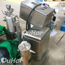 卫生级超高速均质乳化机|高剪切分散机|匀浆机|实验室均质机