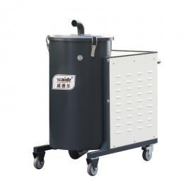威德尔纺织厂工业吸尘器FM120/30吸绒毛纤维纸屑用干式吸尘设备