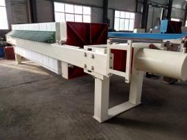 液压自动保压厢式压滤机--适用于各种悬浮液行业