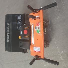 物业小区扫雪机电动手扶小型扫雪机道路除雪环卫设备