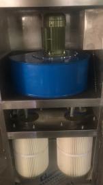 脉冲式除尘器,脉冲防爆除尘器,移动式不锈钢脉冲除尘器