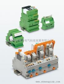 PHOENIX CONTACT菲尼克斯电磁式和固态继电器