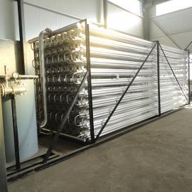 大型lng空温式汽化器 水浴式汽化器