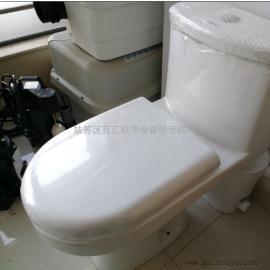 法国进口 污水提升器 后排式马桶专用提升泵 卫生间提升马桶