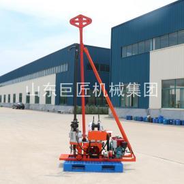YQZ-30型便携式取样钻机 地质勘探岩心钻机小型取芯钻机