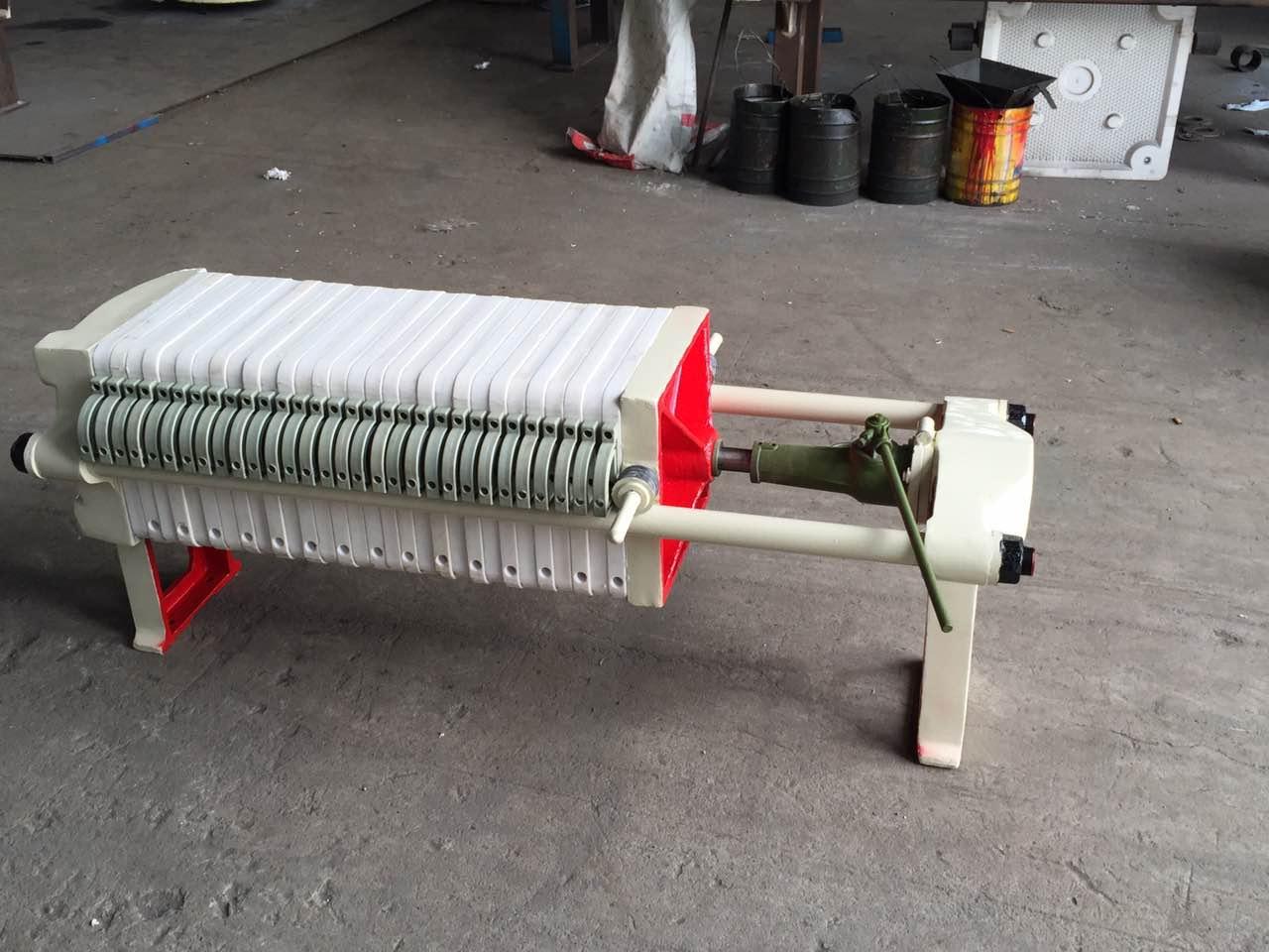 千斤顶压滤机节能环保操作简单