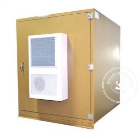 华宇现代专业定制户外投影机柜 2000L
