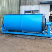 不锈钢转筒式微滤机 水产养殖污水处理微滤机
