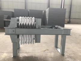 小型千斤顶压滤机@10平方手动千斤顶压滤机生产厂