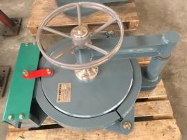 卡箍式快开盲板适用于所有带压设备用安全可靠