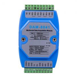 模拟量输入模块DAM-8041诚控电子