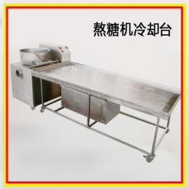 全自动电加热熬糖锅糖稀冷却台