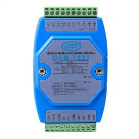 模拟量输入模块DAM-7021诚控电子
