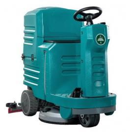 洁驰驾驶式洗地机A5工厂车间用洗地吸干机