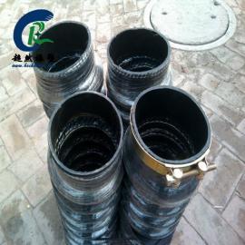 耐酸碱橡胶风管 柴油机排气伸缩管