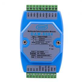 模拟量输入模块DAM-6084诚控电子