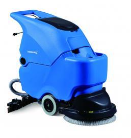 容恩电瓶式洗地机R50B手推式全自动洗地机