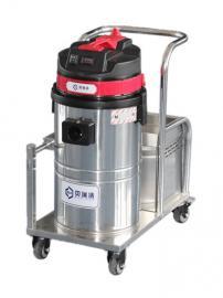 昆山工厂车间用无线工业吸尘器BR-1560DC 吸粉末用电瓶式吸尘器