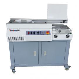 印后胶装机50A4无线胶装机