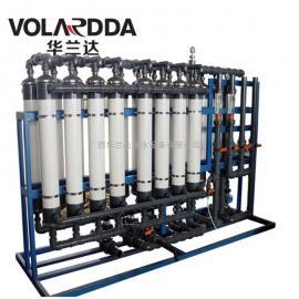 华兰达长期承接农村直饮水工程 井水地下水净化超滤纯净水设备