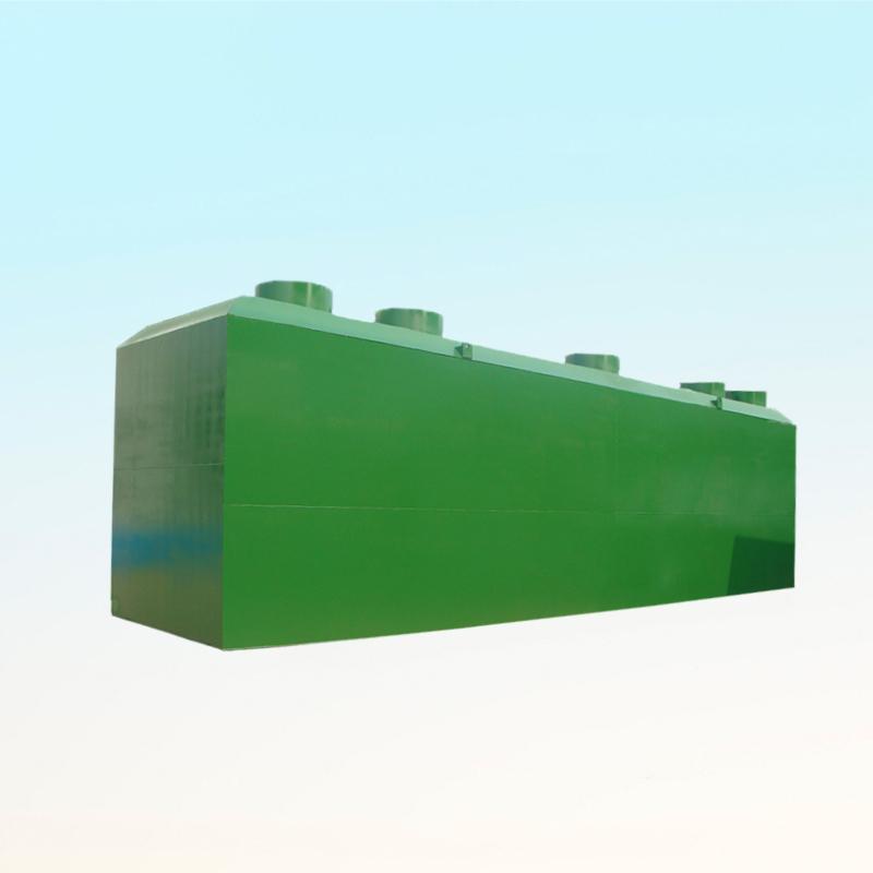 大型农村污水处理设备