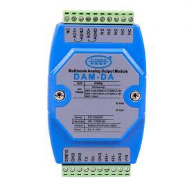 模拟量输出模块DAM-DA诚控电子