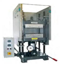 Caver 3856手动压片机/热压机/自动压片机/平板硫化机3856 Press
