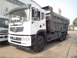 20吨含水污泥运输车 容积20方20立方污泥运输