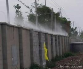 2019*新西宁工地围挡围墙喷淋