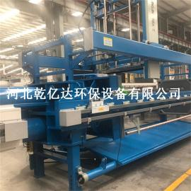 销售机械式压滤机 智能程控厢式压滤机 普通液压式压滤机
