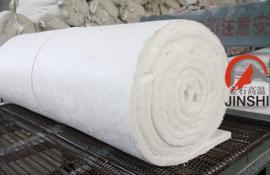 蒸汽管道保温专用硅酸铝纤维针刺毯易施工