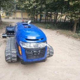 浩鸿果园新科技全自动多功能合为一体遥控操作微耕开沟打药