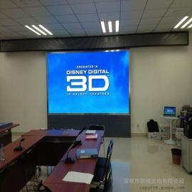 企业会议室高清P2.5LED显示屏所需费用详细价/格表